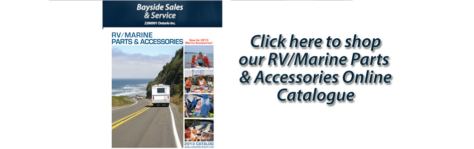 Shop RV Marine Catalogue