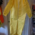 Yellow Coveralls