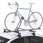 bike with rack
