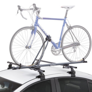 bike with rack
